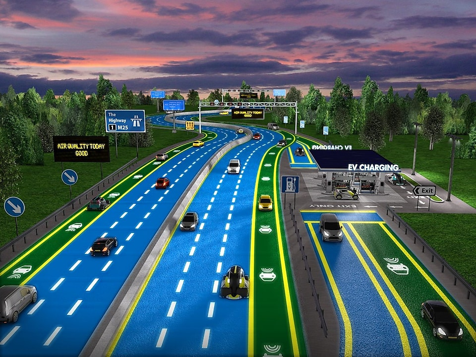 future highway to be implemented