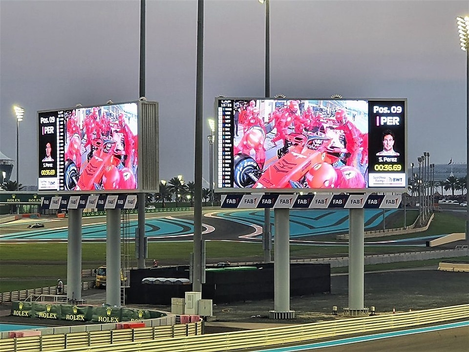 The Abu Dhabi Grand Prix 2019