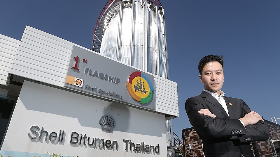 Kamolpat Baholyodhin, Specialities Business Manager Thailand