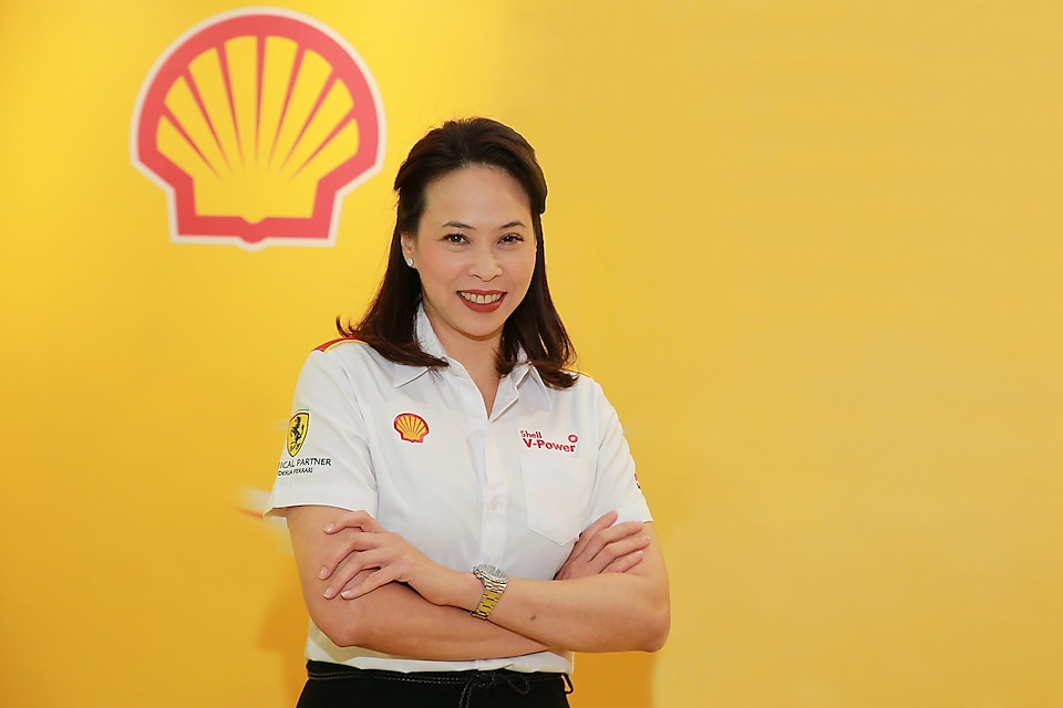Ms. Ornuthai Na Chiangmai, Executive Director of Retail Business, The Shell Company of Thailand