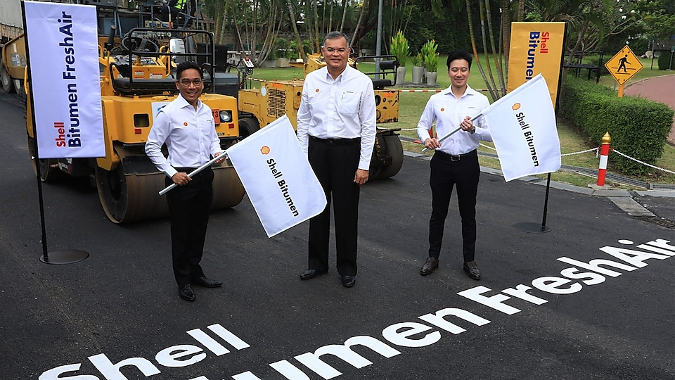 The Shell Company of Thailand Limited led by Panun Prachuabmoh