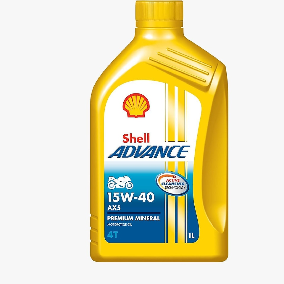 Shell Advance AX5