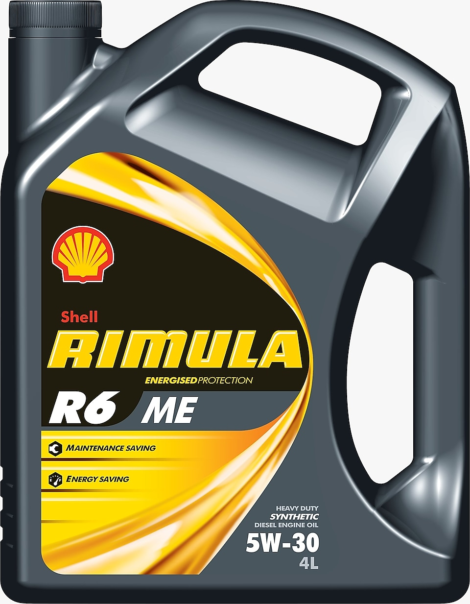 Packshot of Shell Rimula R6 ME