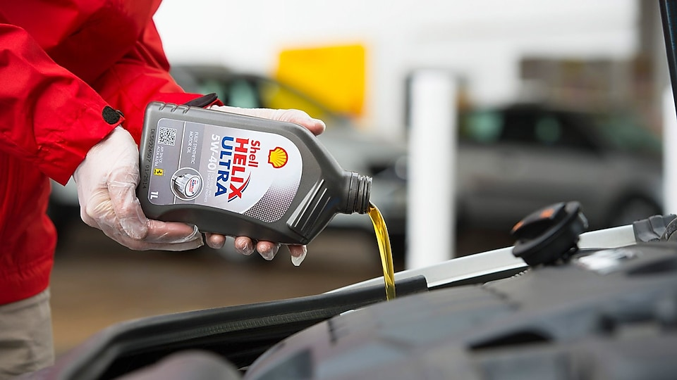 Shell Oils and Lubricants
